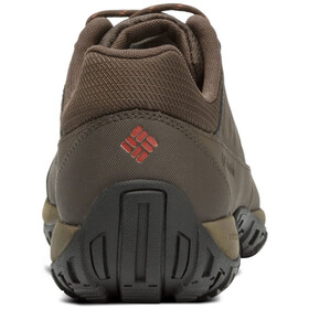 Columbia Ruckel Ridge Chaussures Homme, cordovan/rusty